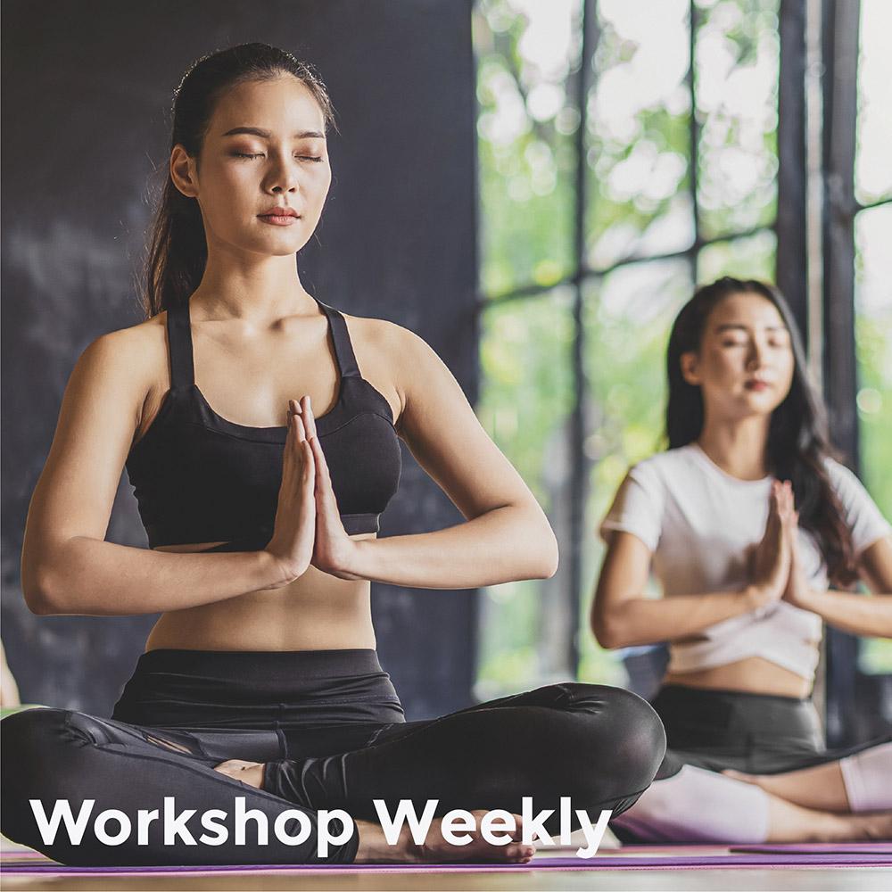 7 Days Wellness Retreat Programme Workshop Weekly